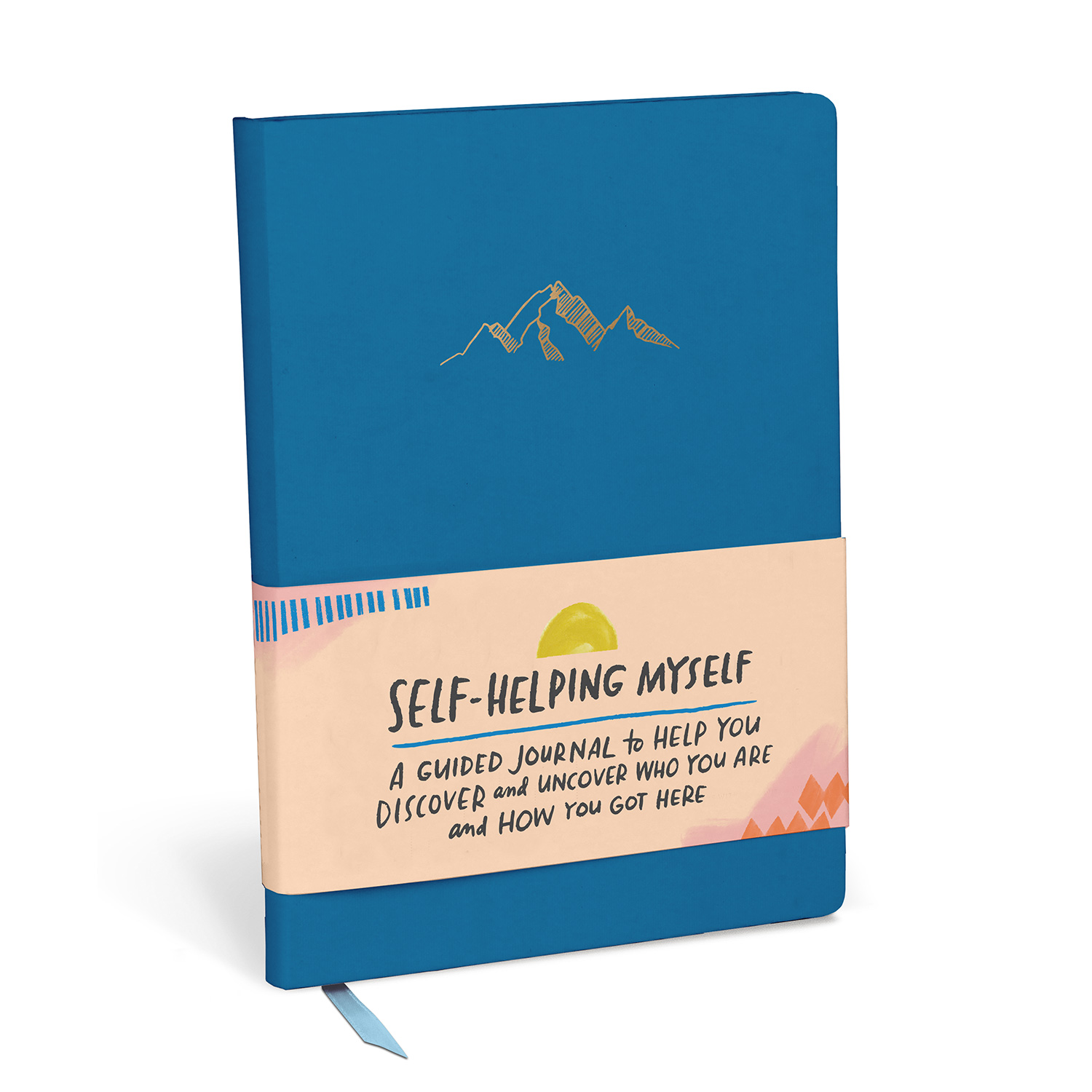 Guided Journals:  Self Helping Myself