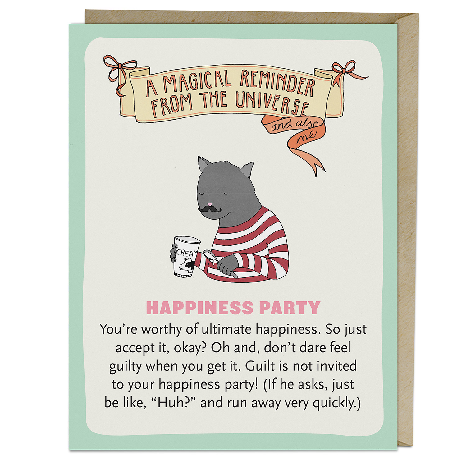 Affirmators! Cards: Happiness Party