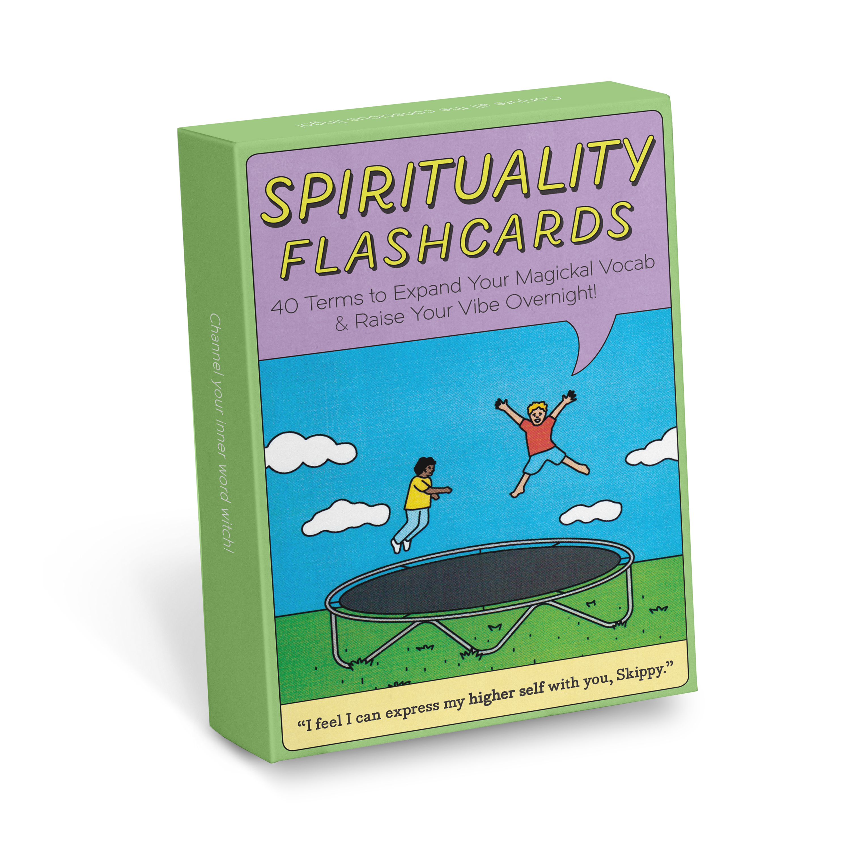Spirituality Flashcards