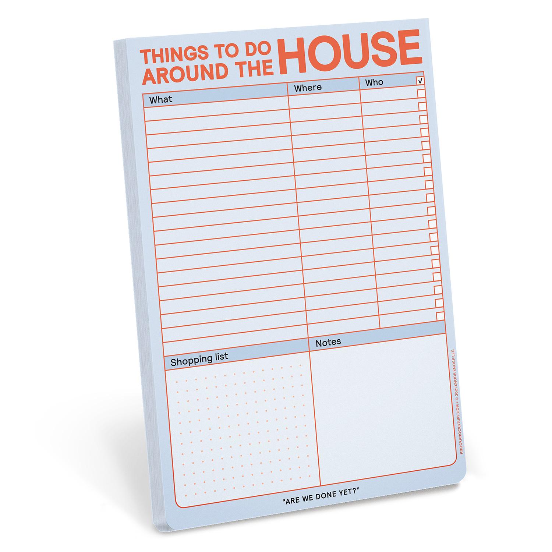 KK Pads: Around the House