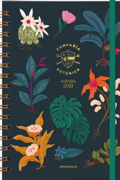 Botanical Planner