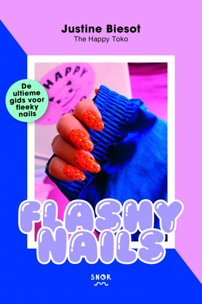 Flashy Nails: Create an Artwork of your nails