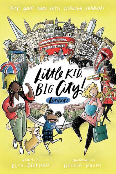 Little Kid, Big City: London