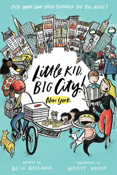 Little Kid, Big City: New York
