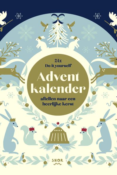 The Advent Calendar: Countdown to a Lovely Christmas