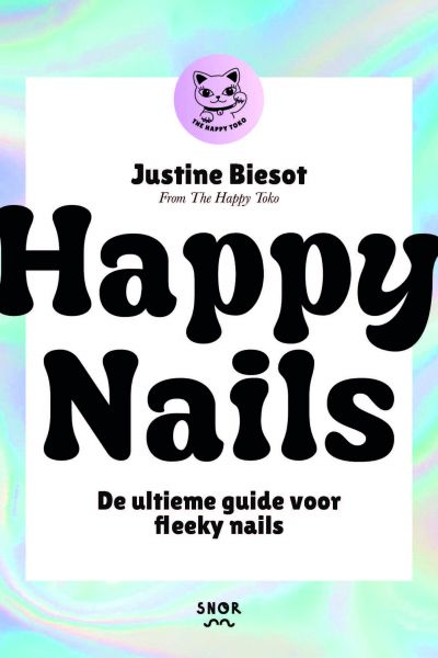 Happy Nails: Create an Artwork of your nails
