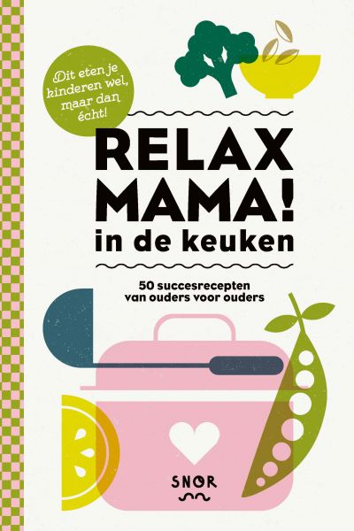 Relax Mama in the Kitchen Pocket Version
