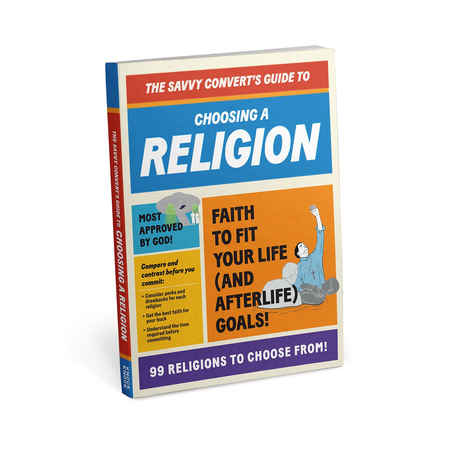 Knock Knock The Savvy Converts Guide To Choosing A Religion