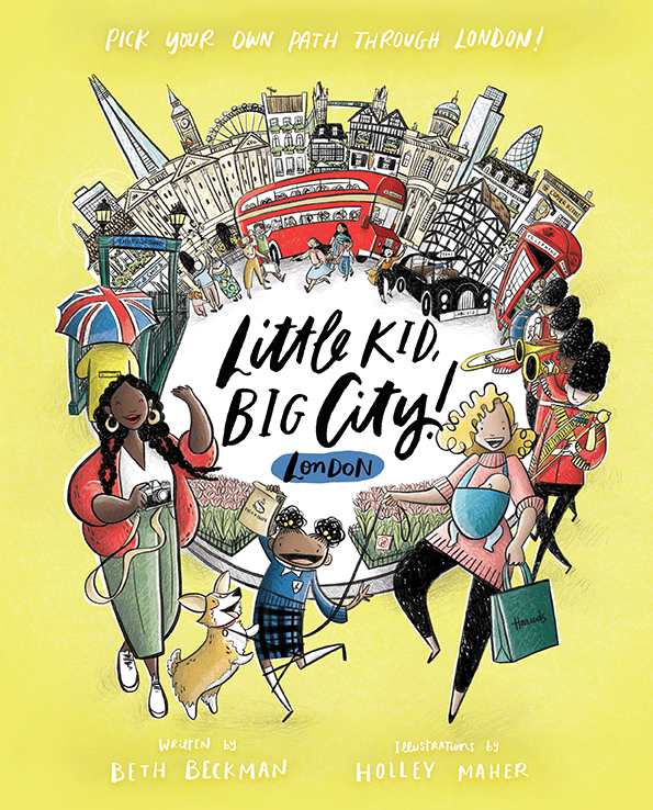 Little Kid, Big City: London